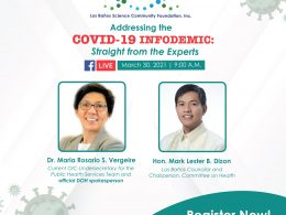 Addressing the COVID-19 Infodemic: Straight from the Experts